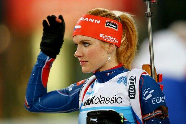 Gabriela Soukalova - Czech Republic - Biathlon