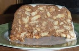Greek Biscuit Dessert                    This is one of my favorite desserts everybody, if not THE MOST favorite one!     I'm proud t...
