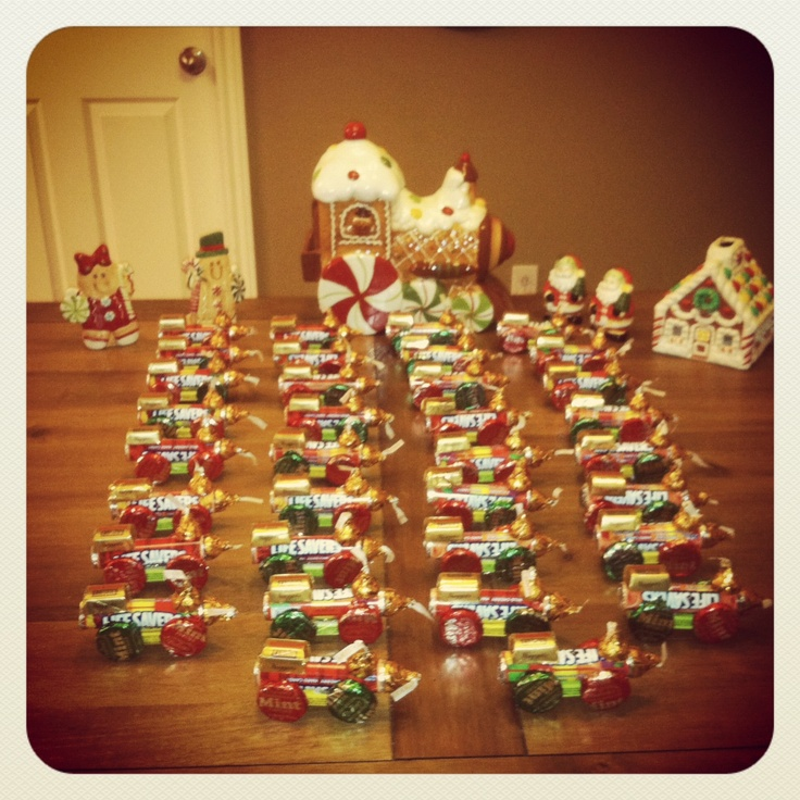 59 Best Candy Train Images On Pinterest
