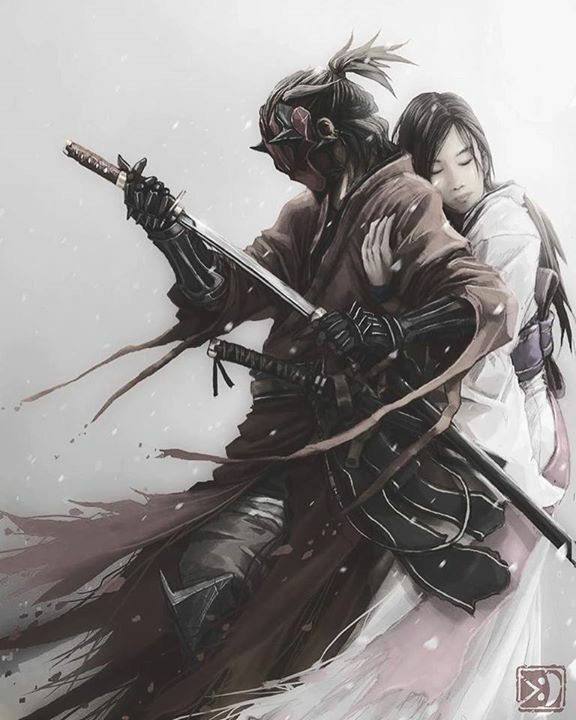 1325 Best Anime And Illustration Samurai And Other