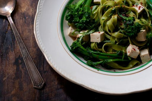 Ginger-Poached Noodles Recipe on Yummly | Things I've Already Made an ...