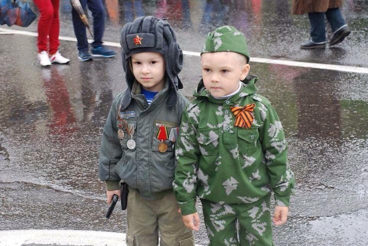 Colonel Cassad - День Победы в Новороссии