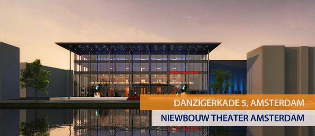 Danzigerkade 5 Amsterdam