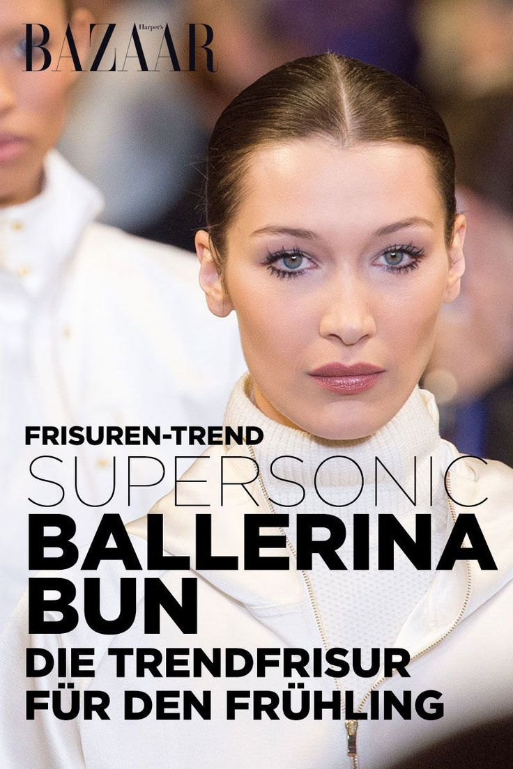 Dutt Der Supersonic Ballerina Bun Ist Jetzt Trend Frisur Ballerina Bun Der Dutt Frisur Ist Jetzt Supersonic Trend Tre Beauty Ballerina Bun Trending