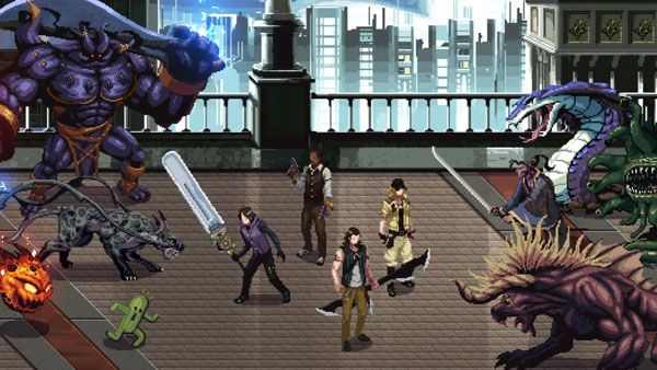 A KING'S TALE: FINAL FANTASY XV | 9 minutos de gameplay do spinoff | Geek Project