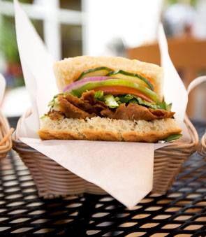 Munchy-Monday SLC Spotlight: Spitz  Listen up all you Euro-travelers. If the Döner Kebab still haunts your taste buds, fear no more.  35 E. Broadway, Salt Lake City http://www.spitzslc.com/