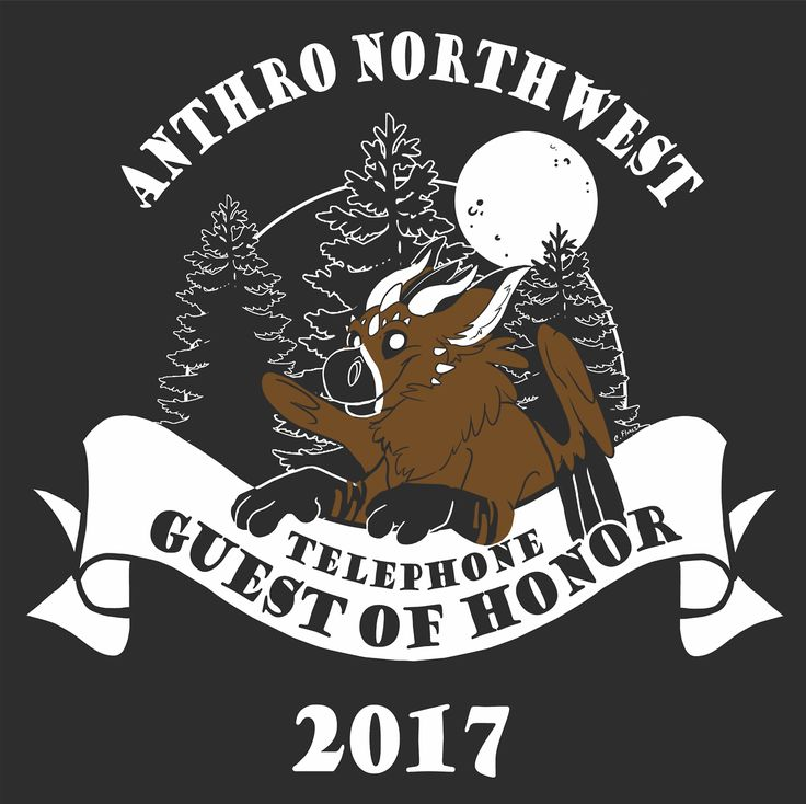 So excited to show you our design for a new furry convention Anthro Northwest! They asked us to design a shirt for their guest Telephone (with her permission of course).   The artist is Cas who you can find here: http://ift.tt/2u3qDXV  Heres more about Anthro Northwest:  Anthro Northwest is Seattles anthropomorphic art convention. Join us for workshops panels social activities great vendors and all kinds of fun. Held at the Renaissance Hotel in Downtown Seattle its easy to enjoy the city…