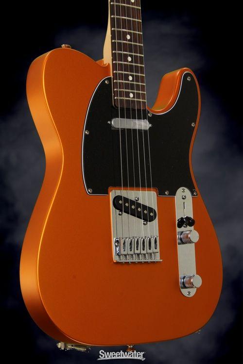 Fender Standard Telecaster Satin - Arizona Sun | Sweetwater.com