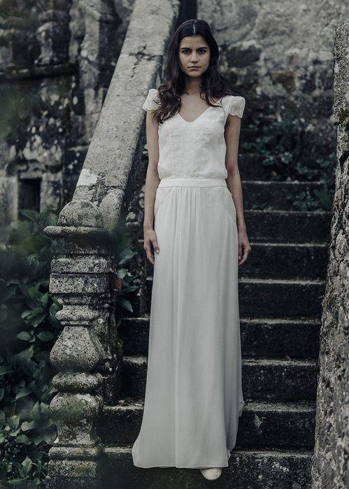 robe de mariee Laure de Sagazan collection 2017 bridal 40
