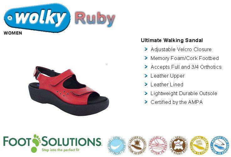 Wolky Ruby - Women // Spring 2015