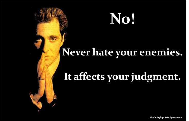 The Godfather III. From moviesayings blog.