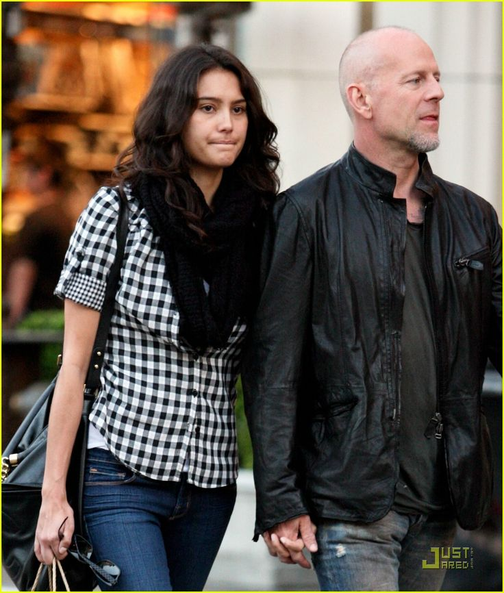 Emma Heming & Bruce Willis