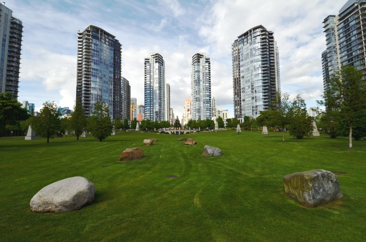 George Wainborn Park, Yaletown, Vancouver