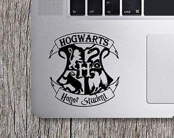 Harry Potter Platform 9 3/4 Decal Hogwarts Train by VinylTechWorks