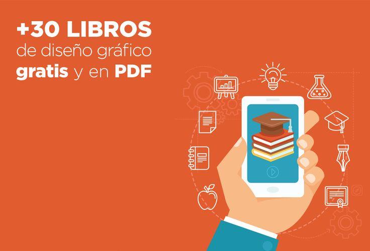 Es una pena que no podamos aprender por falta de dinero, por eso traemos más de 30 libros de diseño en PDF, disponibles para su descarga gratuita y directa.