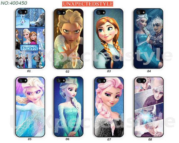Disney frozen Phone Cases iPhone 5 Case iPhone by UnXpectedstyle