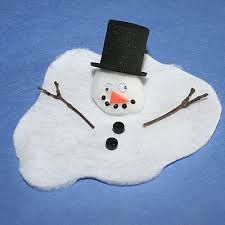 snowman craft - Google-søk