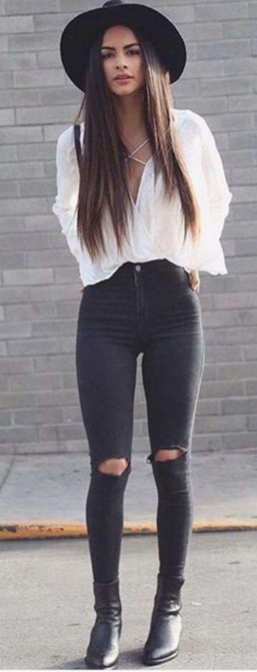 53 Trendy Sommer-Outfit-Ideen für Teenager-Mädchen zum Kopieren