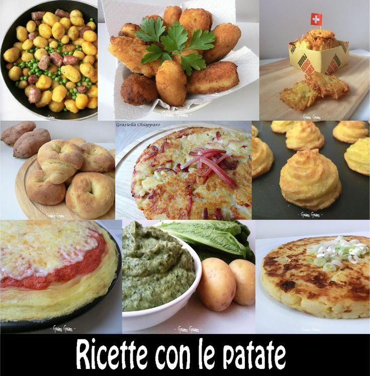 Cento+ricette+con+le+patate!+|+Raccolta+ricette