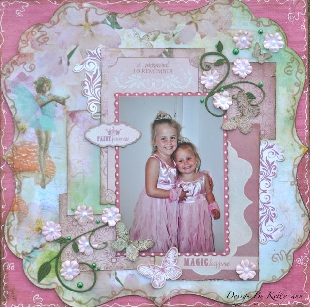 by Kelly-Ann (From A Mothers Art), p