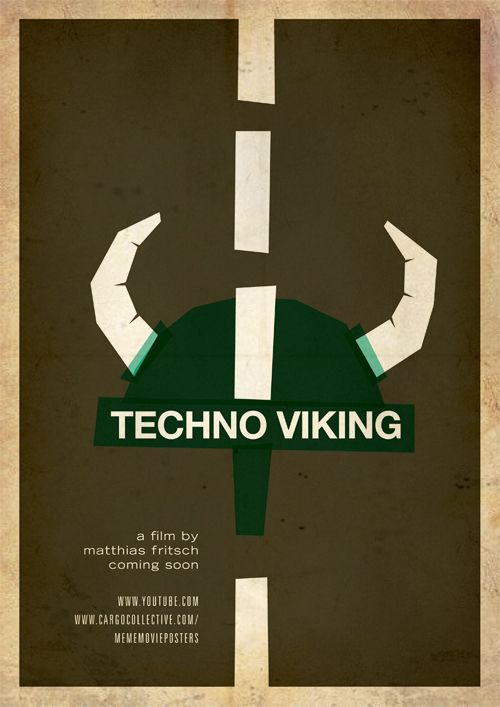 Techno Viking lol! Didn't know there was a minimal cover for this one..