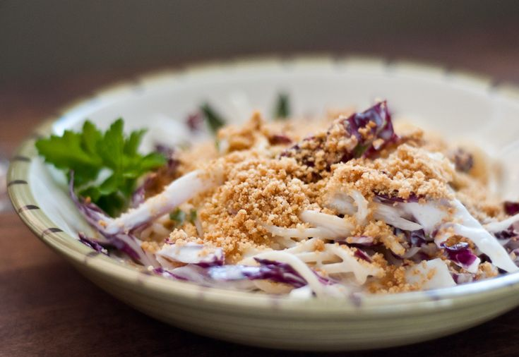 Spaghetti with radicchio and chevre from @cafe_johnsoniaBest Recipes, National Spaghetti, Celebrities National, 20 Creative, Spaghetti Recipes, Creative Spaghetti, Pasta Recipe, January 4Th, Creative Recipe