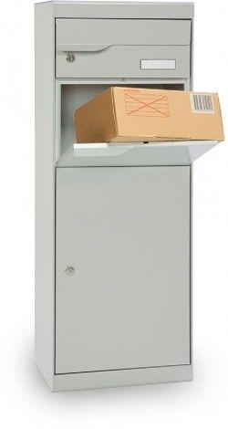 die besten 25 paketkasten ideen auf pinterest m lltonnenbox diy briefk sten und gro e. Black Bedroom Furniture Sets. Home Design Ideas