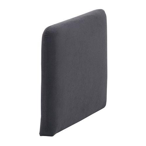 IKEA - SÖDERHAMN, Accoudoir, Samsta gris foncé, , Série pour le salon dont les éléments s'utilisent ensemble ou séparément, au choix.Tissu en microfibres résistant à l'usure, au toucher doux et lisse.La housse est facile à entretenir car elle est amovible et lavable en machine.Garantie 10 ans. Détails des conditions dans le livret Garantie.