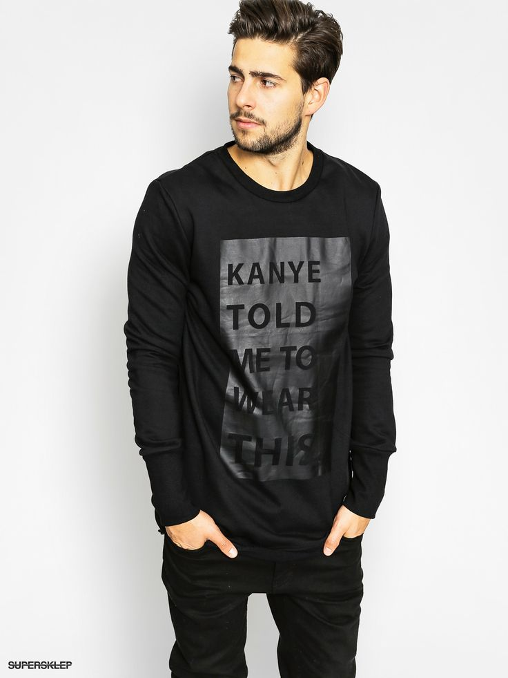Bluza Sixth June Kanye (black)