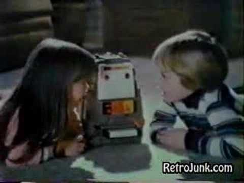 2XL Talking computer commercial from the 70's