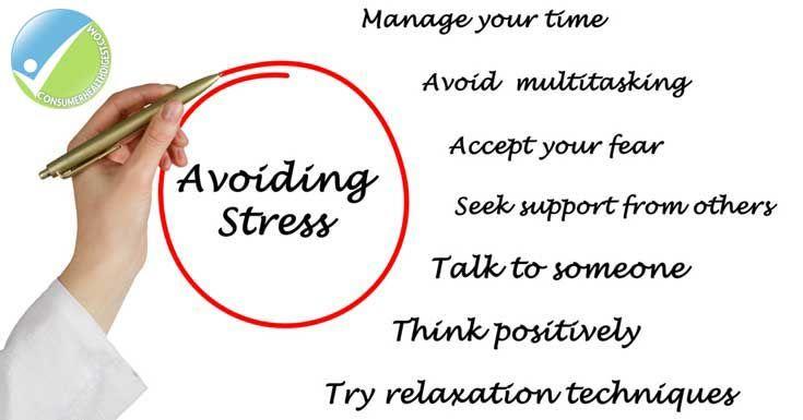 Avoiding Stress,. 5 Untold Stress Management Techniques
