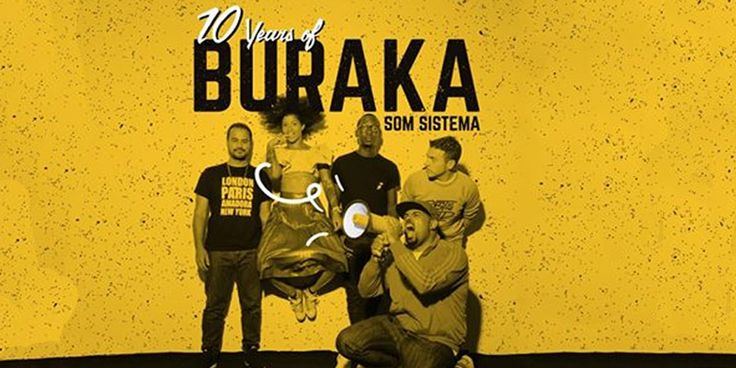 Buraka Som Sistema 10 años en Bogotá. La banda Portuguesa que hizo bailar a todo Bogotá en Rock al parque hace algunos años vuelve a celebrar sus 10 años...
