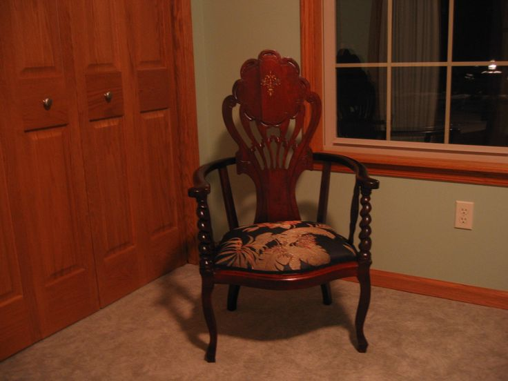 ... antique shop for $40; sold for $240  Furniture ideas  Pinterest