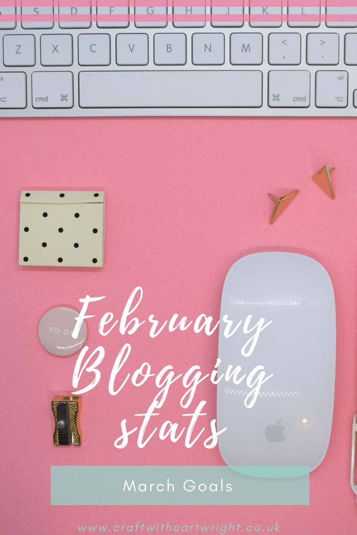 I know this is a really blogging orientated post and many or my readers are not interested. If you are not a blogger feel free to scroll on by. However I do know lots of blogger love to have a nose on how other bloggers are doing. So here are my February Blogging stats