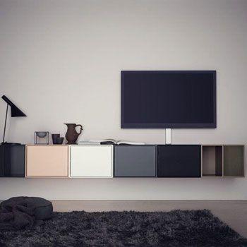 1000 images about inspiratie voor je tv meubel op for Tv meubel kleine ruimte