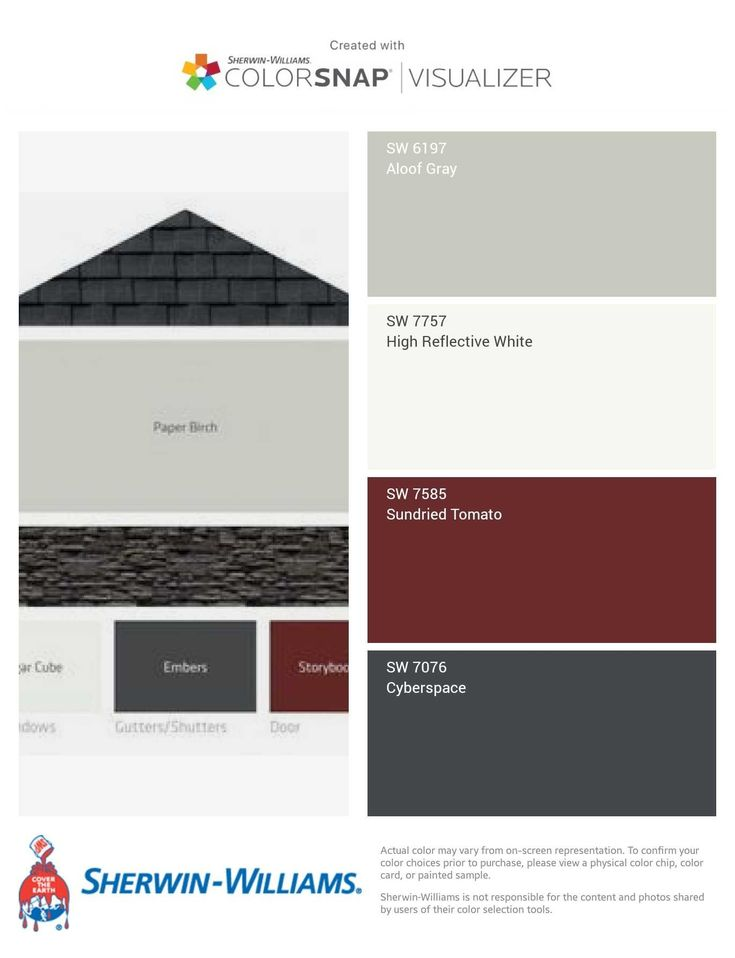 i just created this color palette with the sherwin on exterior house color combinations visualizer id=38607
