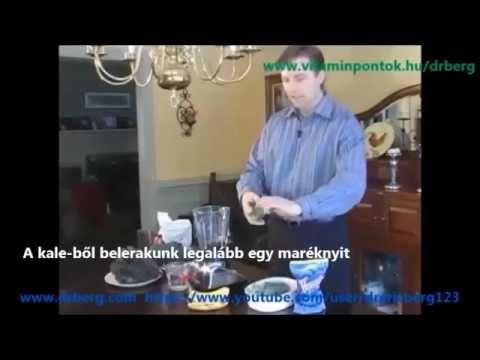 Dr. Berg: Zöld turmix - YouTube