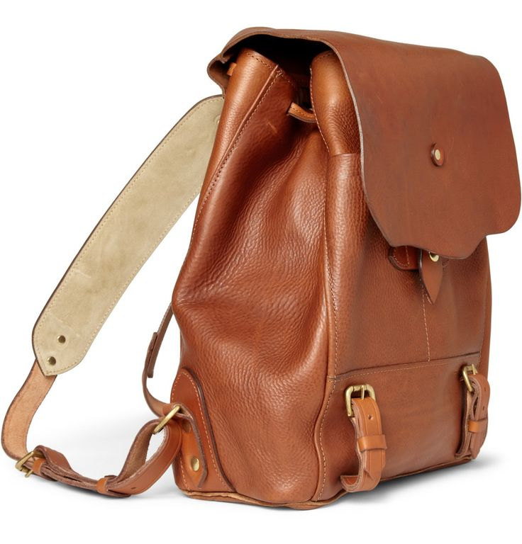 1272 best images about Leather - Back Pack on Pinterest | Canvas ...