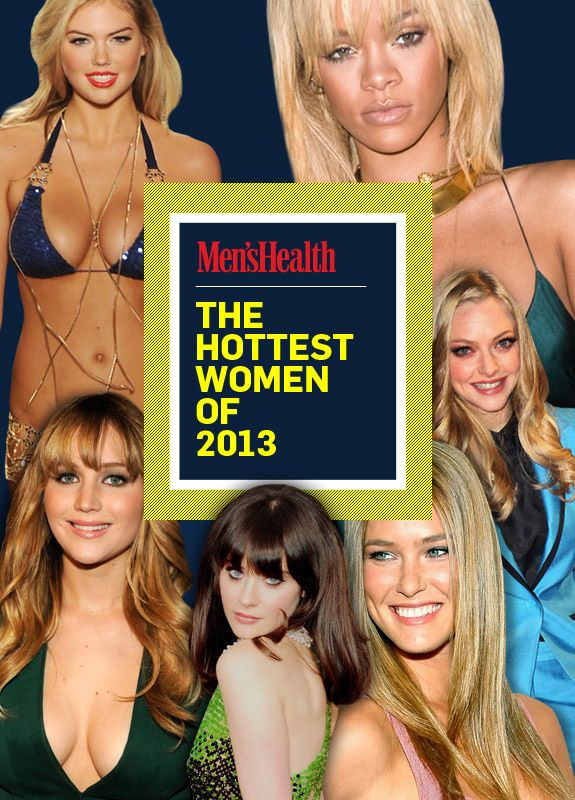 The Hottest Women of 2013 | Men's Health