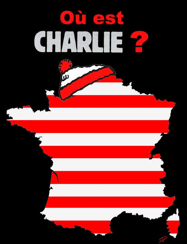 JeSuisCharlie, nous sommes tous Charlie   Flickr - Photo Sharing!