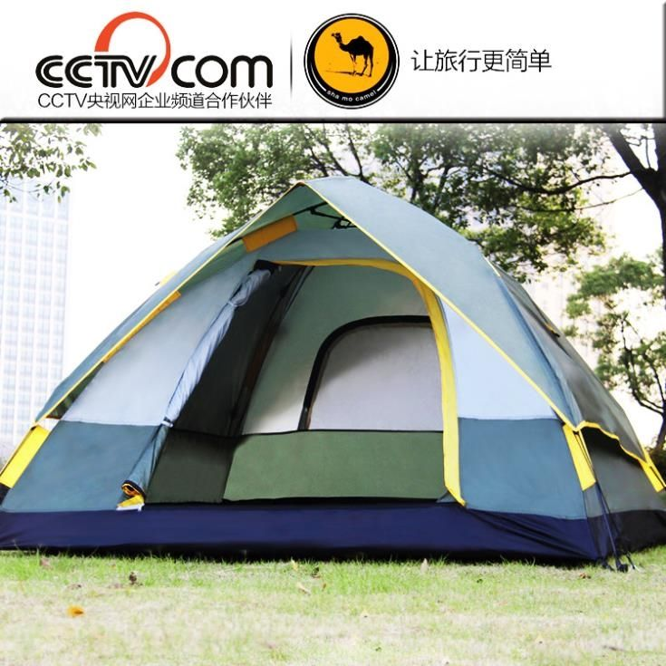 87.58$  Watch now - http://alipsi.worldwells.pw/go.php?t=32286985967 - 2-3 person easy-up family outdoor camping tent double speed Auto open camping equipment beach tent on sale 87.58$