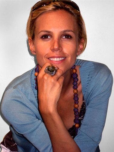 Tory Burch - helping single mothers help themselves to a better life