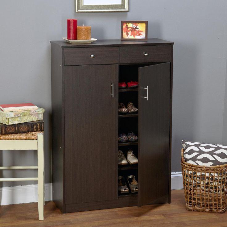 Kmart.com | Shoe cabinet entryway, Entryway storage ...