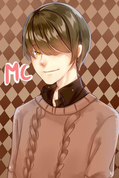 MC MALE (by HBM20, Mystic Messenger, gender bender)