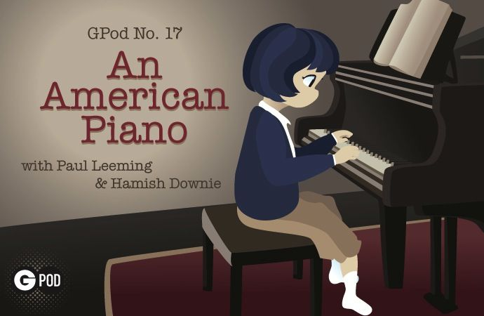 An American Piano is based on the true story of a young Japanese girl who played the piano for POWs during WWII and how it affected their lives.