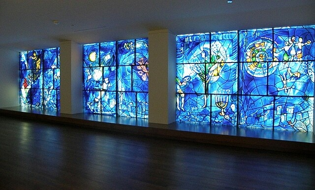 18 best images about chagall on pinterest oil on canvas for Chagall mural chicago