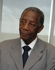 James Charles Evers (born September 11, 1922) is the older brother of slain civil rights activist Medgar Evers. In 1969, he became the first African American since the Reconstruction era to have been elected as mayor in a Mississippi city, Fayette in Jefferson County. Thereafter, he ran for governor in 1971 and the United States Senate in 1978, both times as an Independent candidate.Charles Evers.jpg