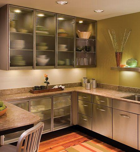 Best 25 Steel Kitchen Cabinets Ideas On Pinterest Steel