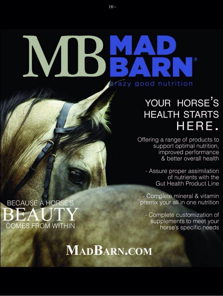 Looking for plain simple Equine health supplements? Mad Barn has your answer.