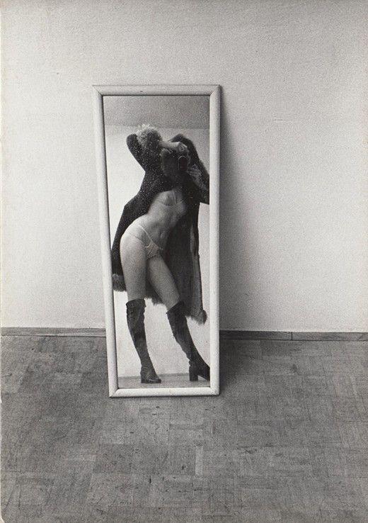 Friedl Kubelka, Untitled (Pin-up), 1973